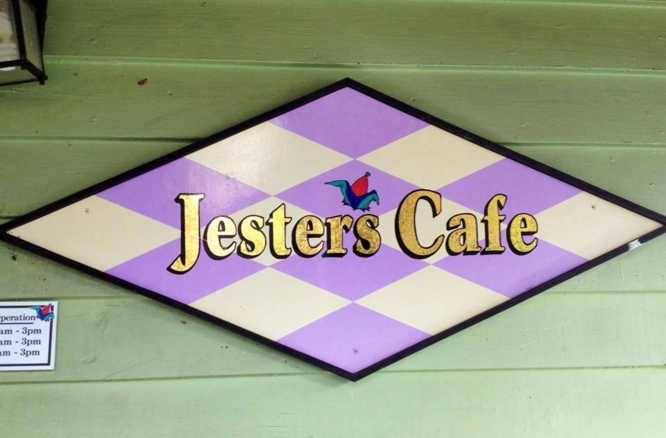 Jester's Cafe Logo