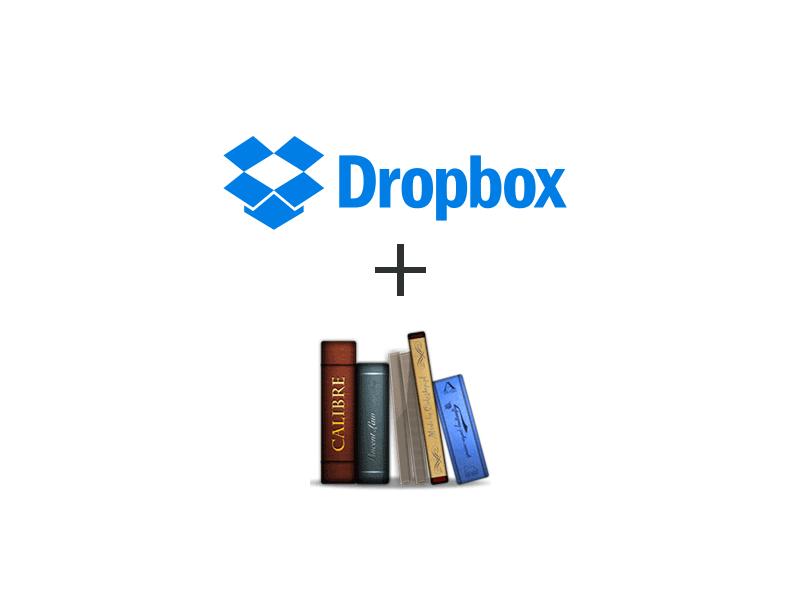 Dropbox and Calibre